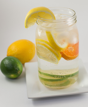 Sip Your Way to a Flat Belly