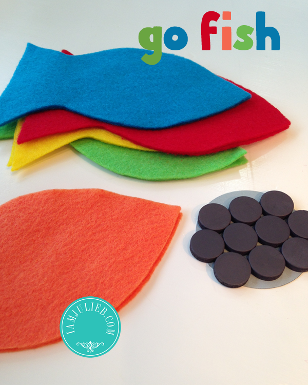Go Fish Supplies