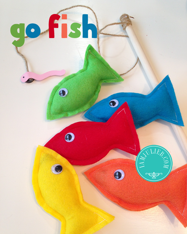 GO FISH KIDS ACTIVITY