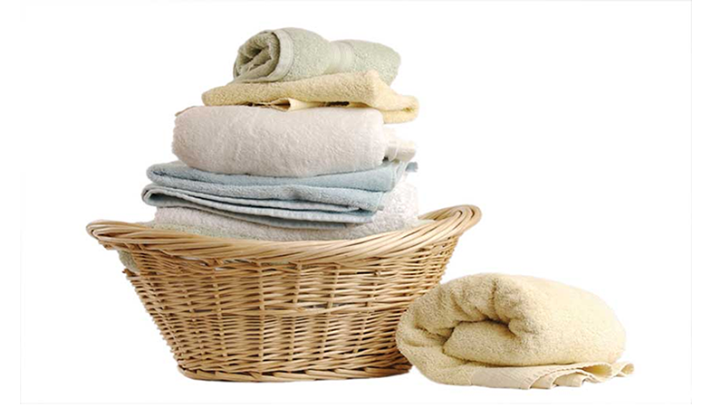 GREENER.. CLEANER.. LAUNDRY ROUTINE