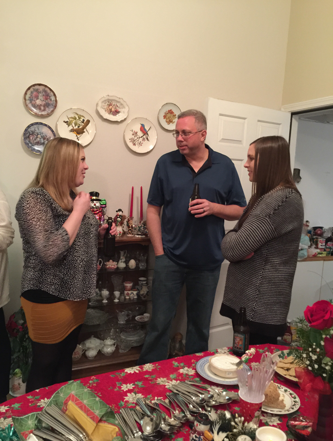 And Then It Was Gone: Christmas 2014